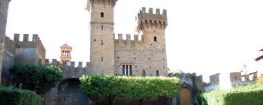 Pompei e castello lancellotti