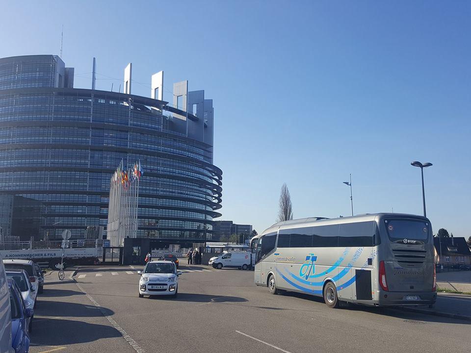 Bus_Parlamento_Europeo